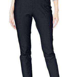 High tension pant slim fit leggy pant waist elasti